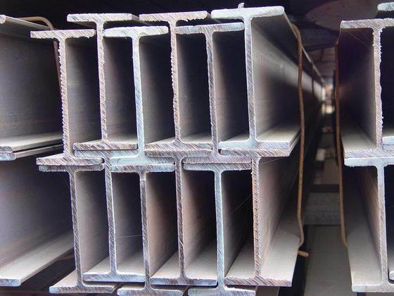 Ss400/Q235 Hot Rolled Wide Flange H Beam I Beam