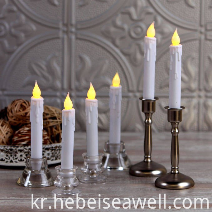 7 Inch Taper Candle