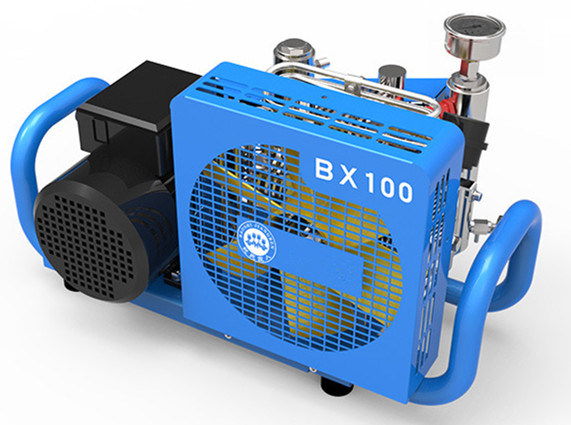 Bx100 Three Phase Electric Scuba Diving Breathing 300bar Air Compressor