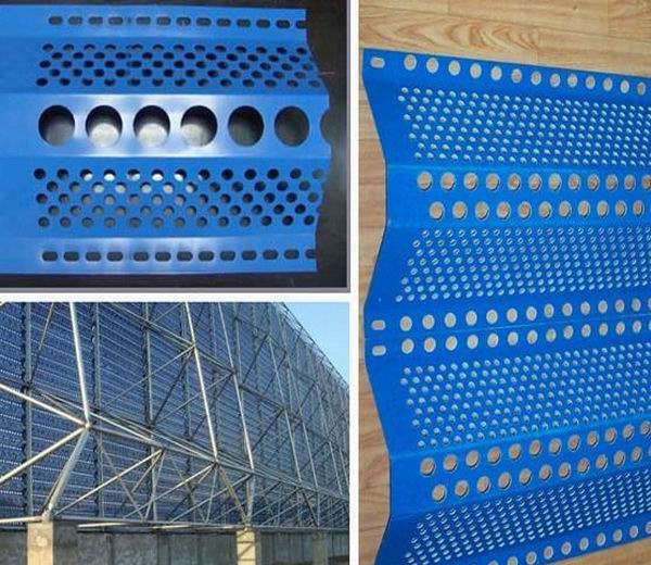 Wind Proof Screen/Anti Dust Net/Wind Dust Wire Mesh