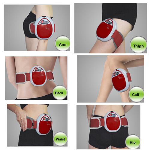 Slimming Massage Belt Powerful Exquisite Body Massager