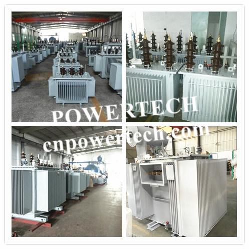 Electric Transformer 35kv 1000kVA Power Transformer