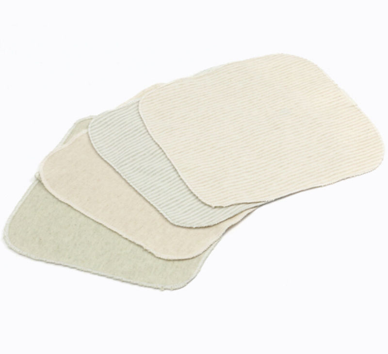 Soft Organic Cotton Baby Handkerchief
