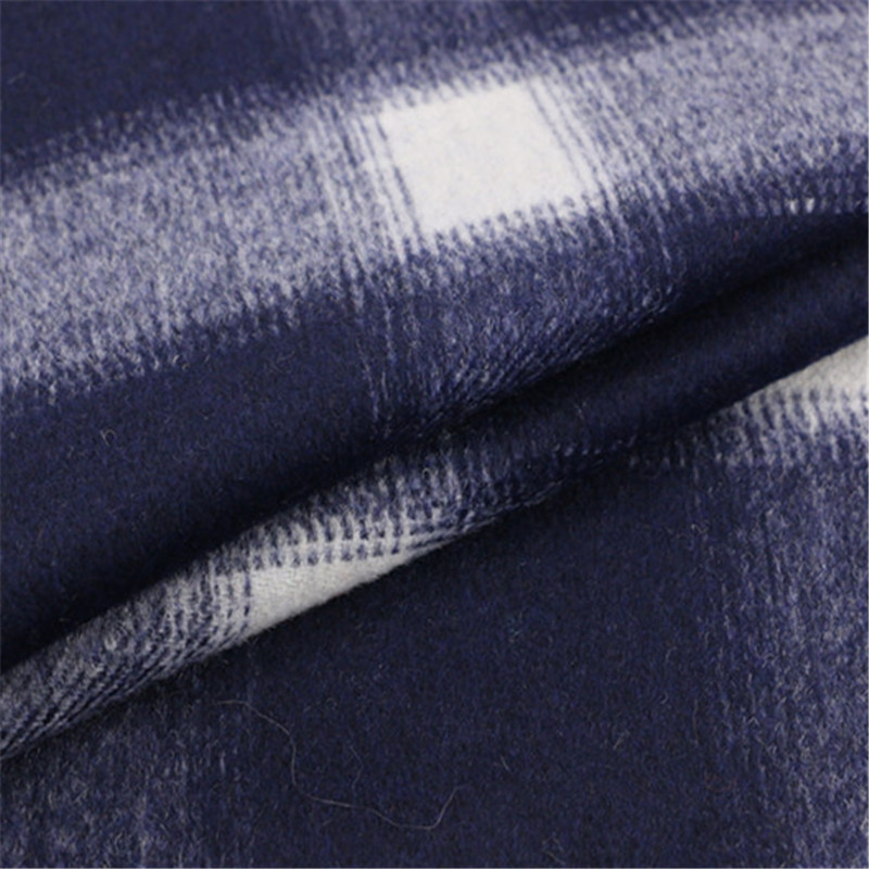 30%Wool 70% Polyester for Women Garment Woolen Fabric