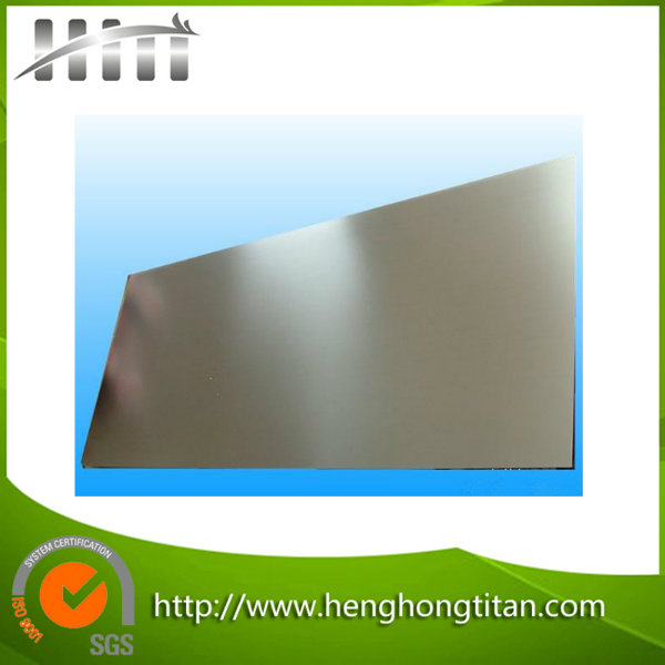 Nickel and Nickel Alloy Plate&Sheet