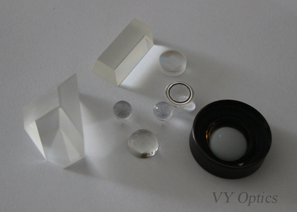 Optical Glass Aimci Prism/Roof Prism From China