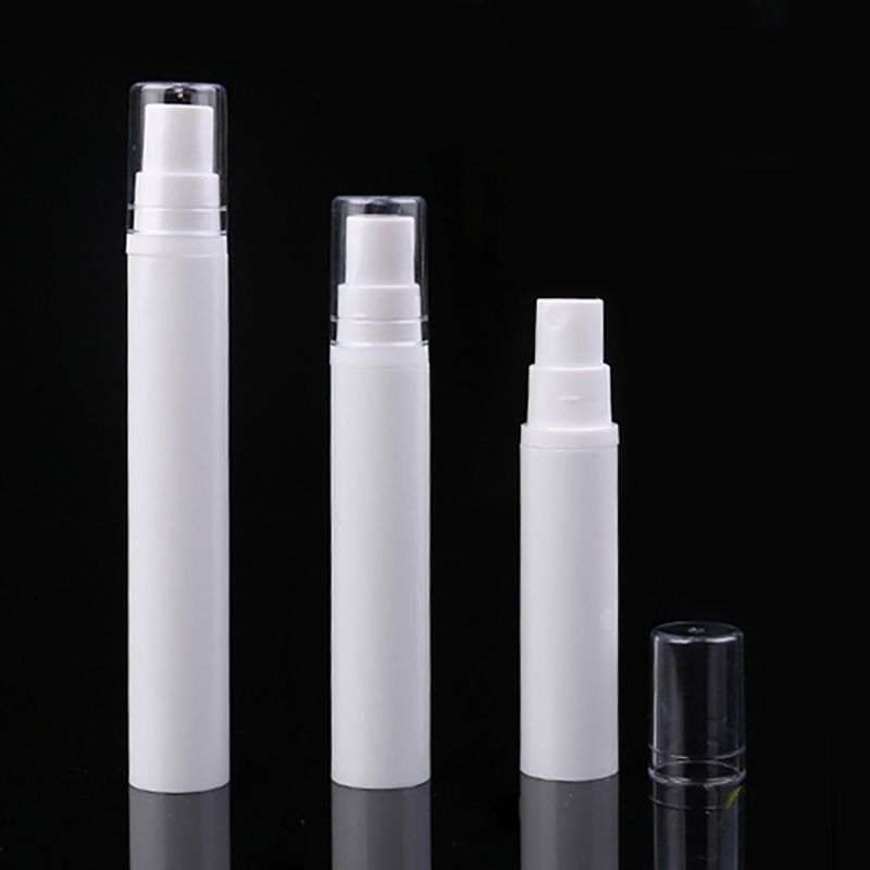 White Color Cosmetic Packaging Bottle (NAB13)