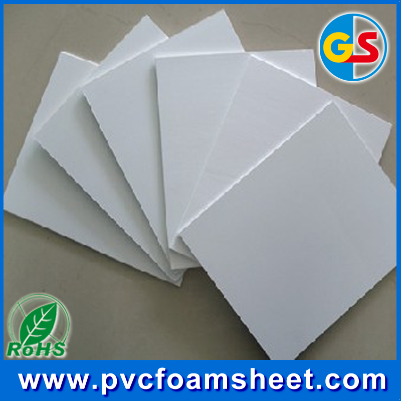 Hard Colorful PVC Foam Sheet Seller (4'*8')