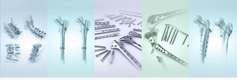 Femur Interlocking Nail, Femoral Interlocking Intramedullary Nail Orthopedic Implant Orthopedic Instrument