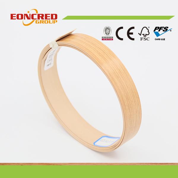 Different Kinds Edge Banding Made Via PVC
