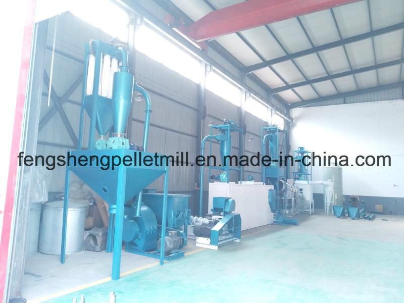 Pellet Machine for Feed Extruder, Floating and Cow Pellet