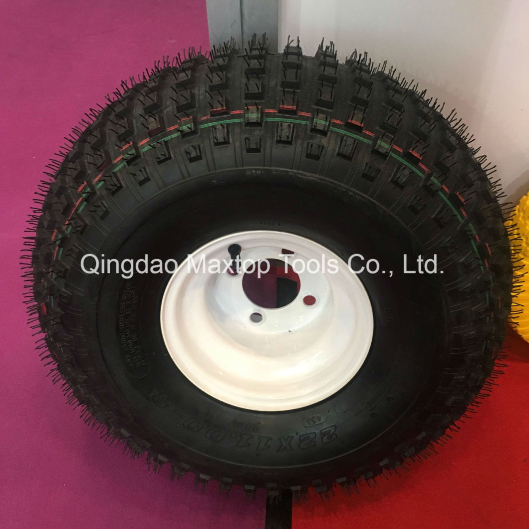 Maxtop Lawn Garden pneumatic Rubber Wheel