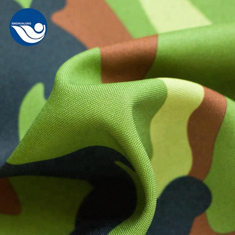 Green Mini Matt Fabric