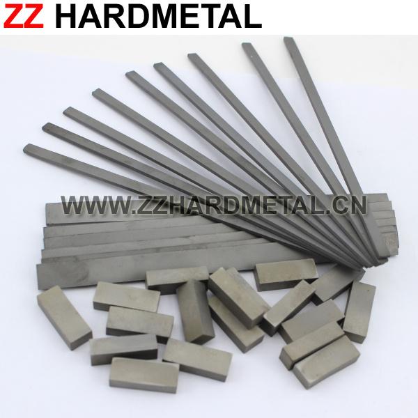 Carbide Wear Bars : Iso k tungsten carbide high wear resistant bar plate