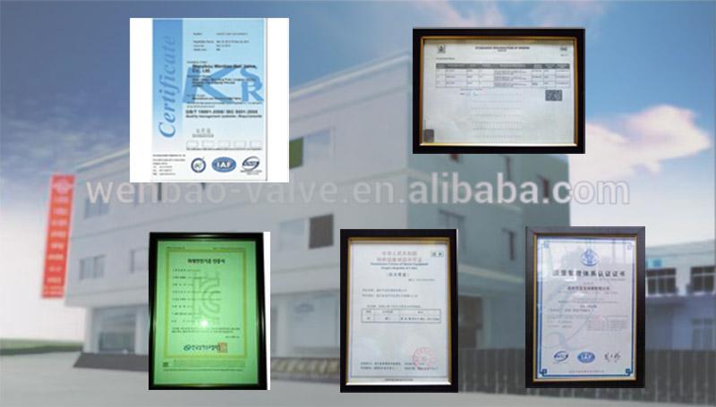ANSI 2PC Split Body Manual Flange Ball Valve Class 150/300