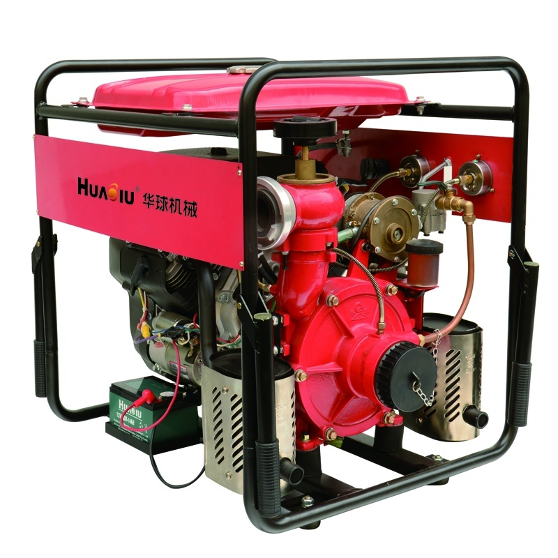 Bj-20A-K Fire Fighting Pumps with Kholer Engine and Frame Structure