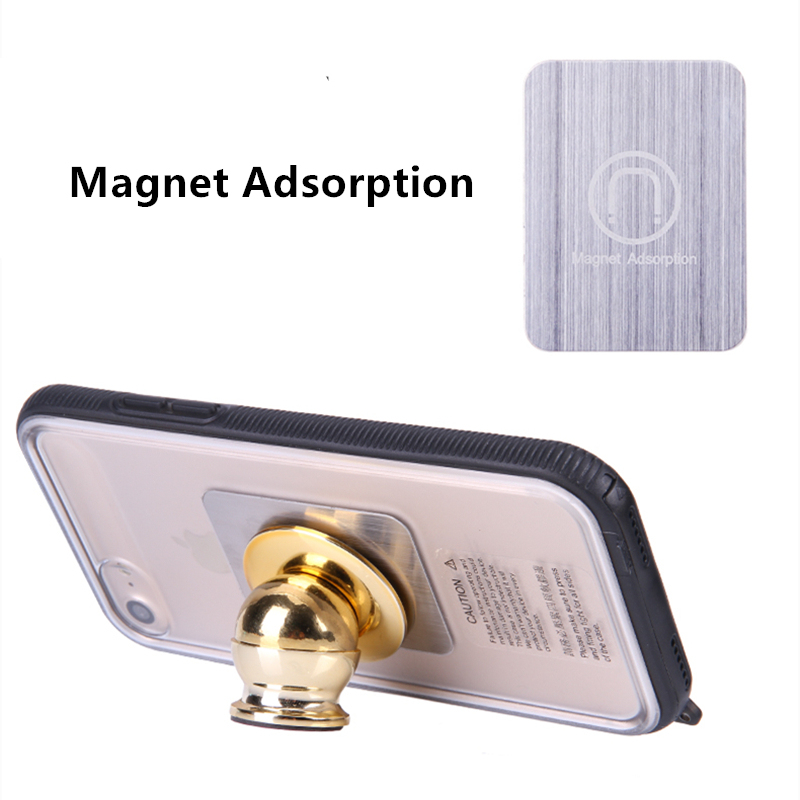 Magnet Adsorption Water/Dustproof Phone Case with Lanyard Hole