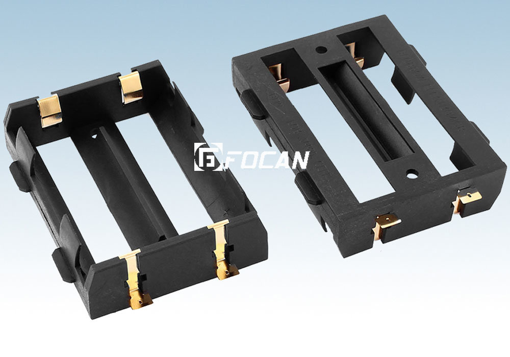 SMT, SMD Battery Holder Case Box Holder for AA/AAA/18350/18650/18500/26650/16340/Cr123A