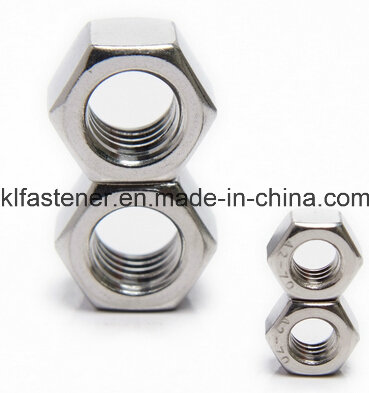 Stainless Steel Hex Nuts ISO4032