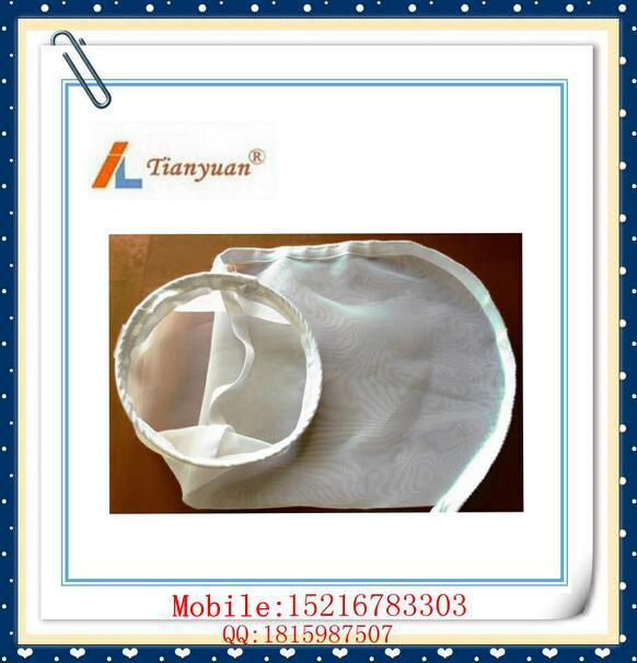Nylon Mesh Filter Bag for Liquid Filtration
