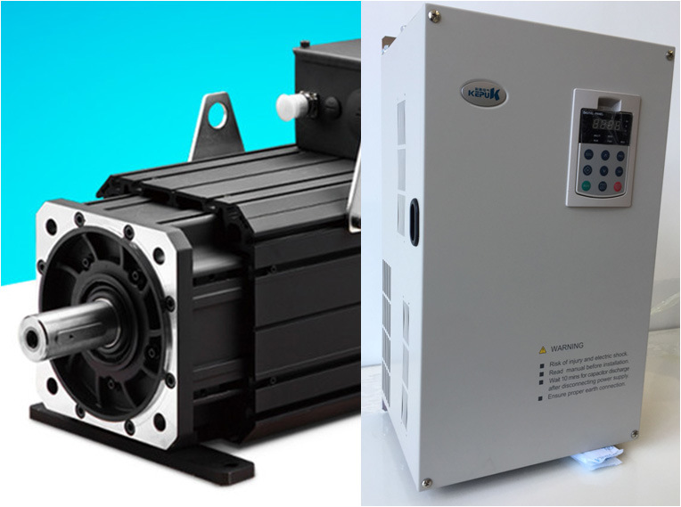 14kw Servo Motor with 14kw Servo Drive for Injection Molding Machine