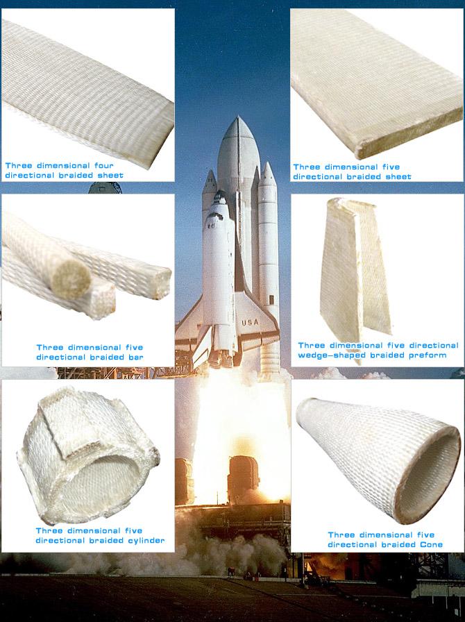 3D Fiberglass Fabrics Fibergalss Structure Core