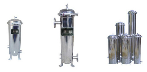 Stainless Steel Water Filter Cartridge Housing