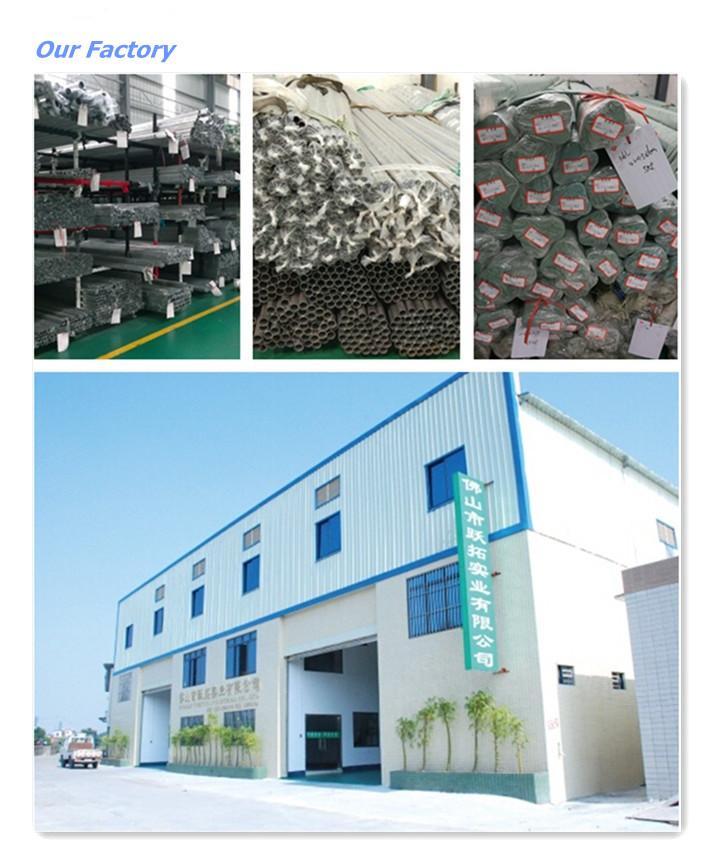 SUS304 En Stainless Steel Water Supply Pipe (54*1.2*5750)