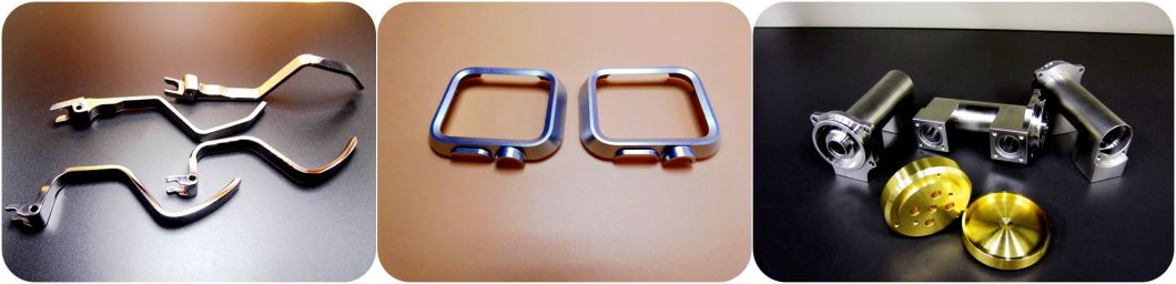 High Quality Custom Precision Aluminum Valve Manifold Blocks for Hydraulic Fluid