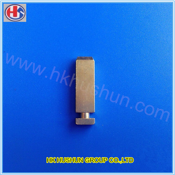 Hot Sale UK Type Pin Inserts, Brass with Nickel Plating (HS-UK-001)