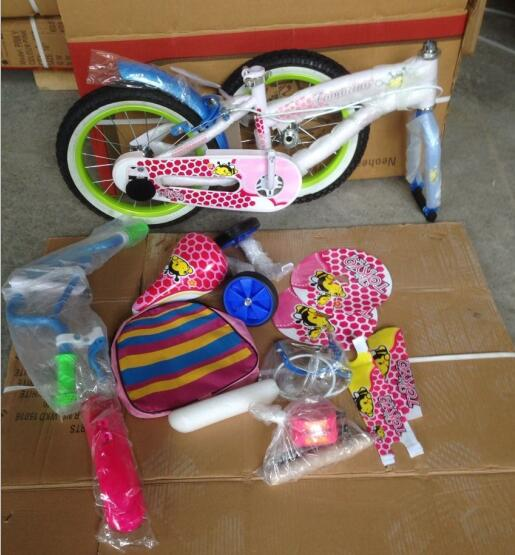Manufacture Simple Model Cheap Children Bicycle Kids Bikes (FP-KDB-17085)