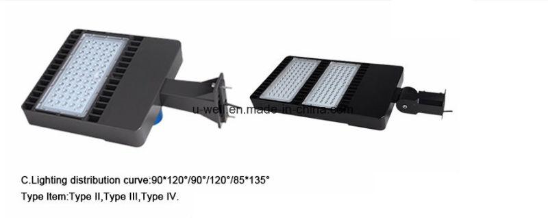 ETL Dlc IP65 300W LED Shoe Box Light: