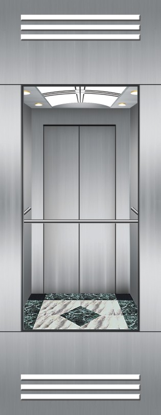 Mrl Observation Glass Sightseeing Elevator for Shopping Mall