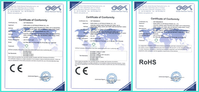 Energy-Saving Industrial IP65 1.2m LED Triproof Lighting with CE RoHS