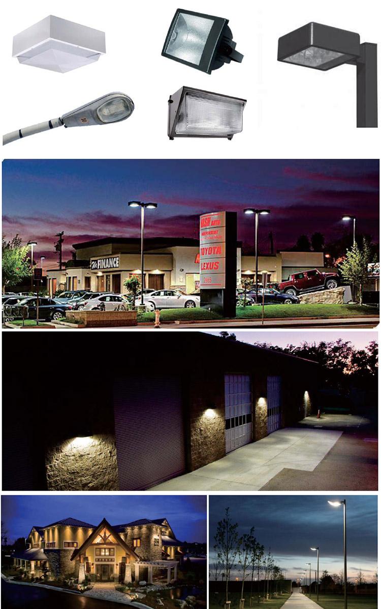 AC100-300V LED Corn Light, 180degree 40W LED Corn Bulb with UL Dlc Ce RoHS