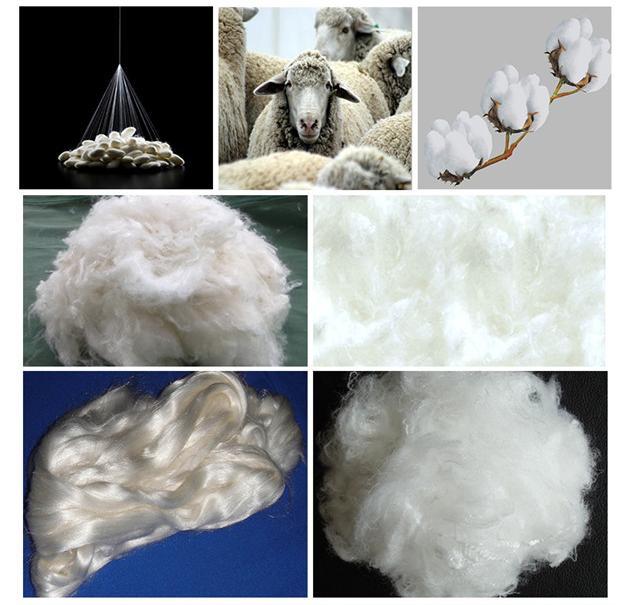 China Manufacturer 60/2 Raw White Silk Yarn
