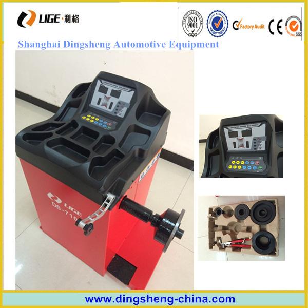 Car Wheel Balancing Machine, China Wheel Balancer for Sale Ds-7100