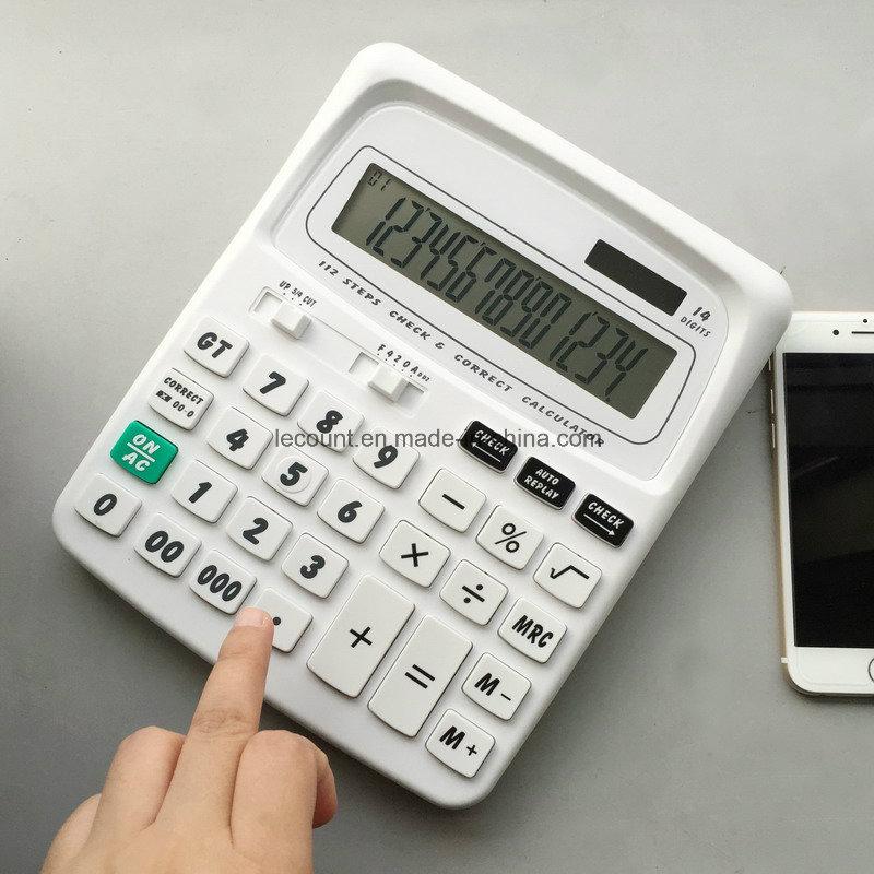 12 Digits Large Desktop Calculator (CA1216-12D)