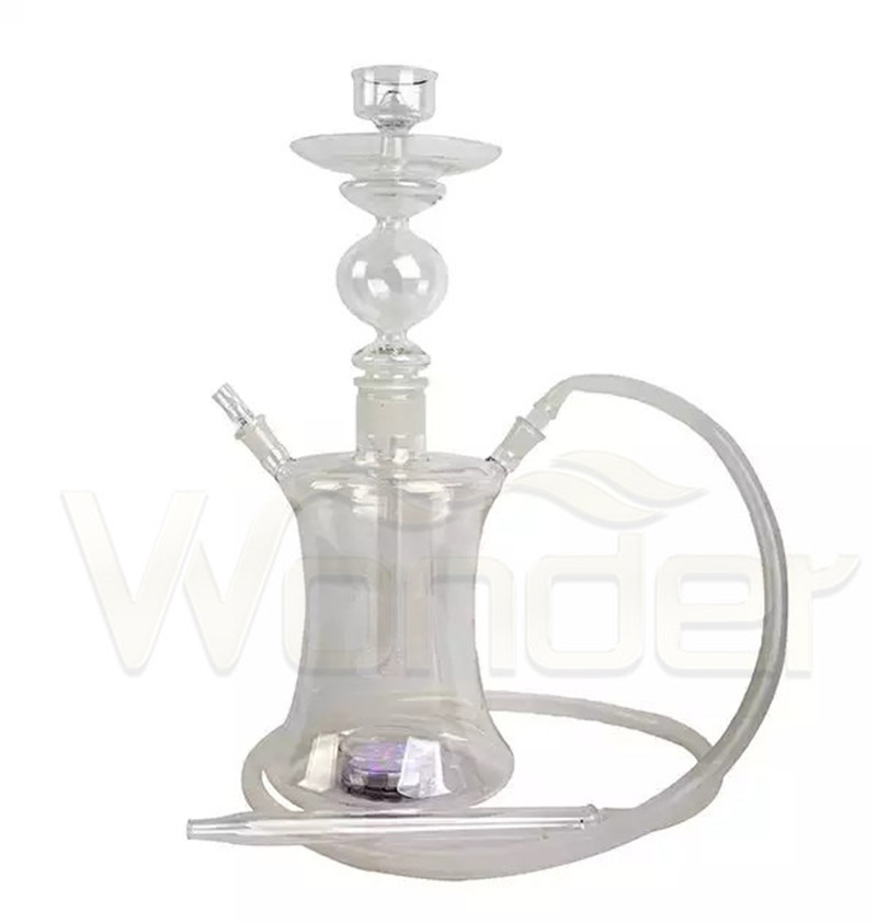 China New Style Glass Hookah Used in Hookah Bar