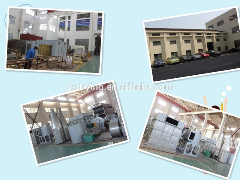 LPG Centrifgual Spray Drying Machine for Egg Powder