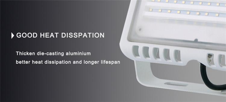 SMD LED Chip Newest Design 50W iPad Flood Light with IP65