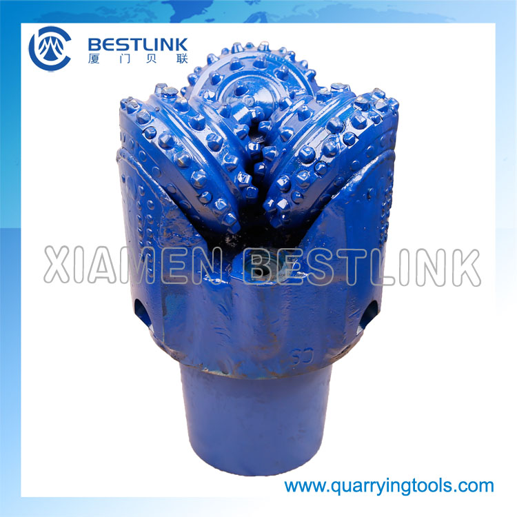 244.5mm Rotary Rock Tungsten Carbide Insert Tricone Drill Bit