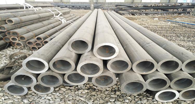 DIN 17175 13crmo44 Seamless Steel Tube