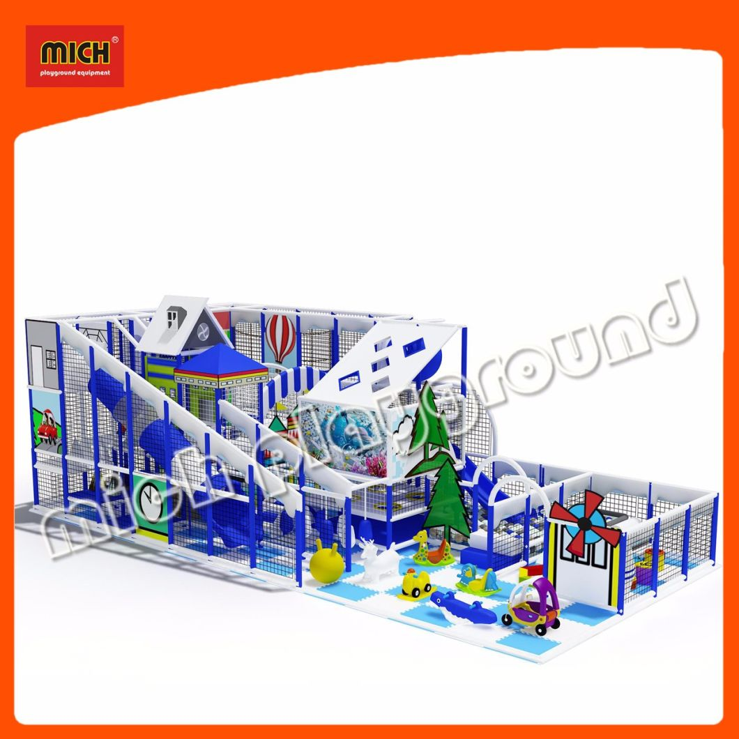 New Design Children Soft Play Indoor Playground Equipment
