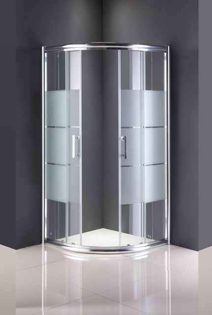Sanitary Ware Shower Room Glass Door Without Tray