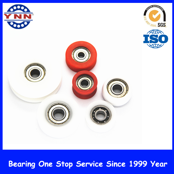 Non-Standard Plastic Coated Deep Groove Ball Bearing