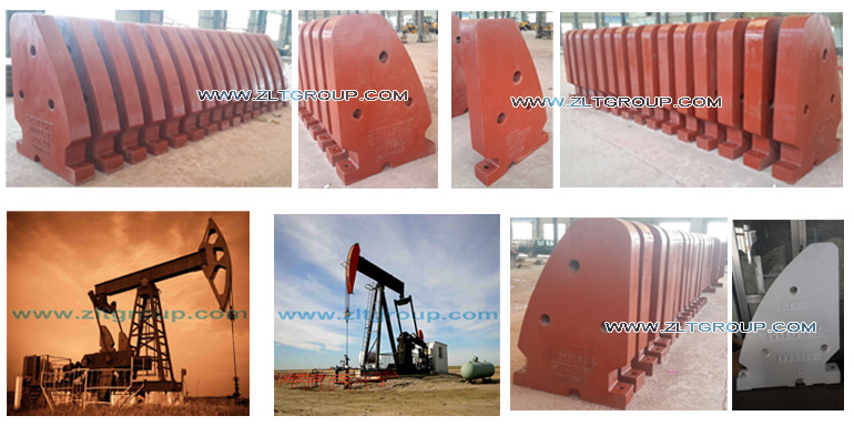 The Large Quantity API Beam Pumping Unit for Lost Foam Casting