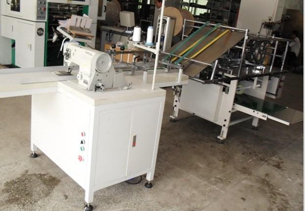 Auto Sewing & Folding Paper Machine (ZXFZ-600)
