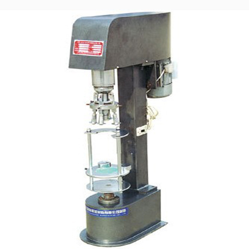 Aluminum Manual Wine Bottle Capping Machine