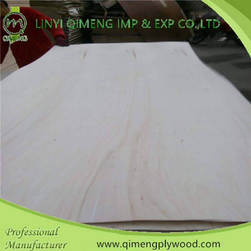 1220X2440X1.6-18mm Basic Poplar Plywood From Linyi Qimeng